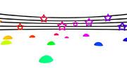 星の五線譜ステージ配布あり
