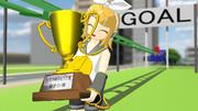 リンちゃん完走おめでとう【物理コースター】