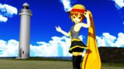 【MMD】灯台ステージ