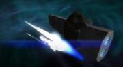 継衛、シドニア船から出撃する