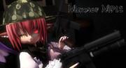 【MMDモデル、アクセサリ配布あり】Mauser M712+@