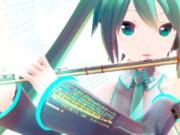 【MMD楽器選手権】響き