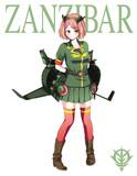 【艦これ風】ザンジバル