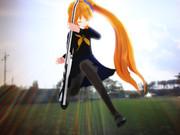 【MMD楽器選手権】Flying again !!