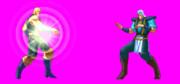 【MUGEN】南斗白鷺拳伝承者を作ってみる・秘孔やられ【キャラ作成】