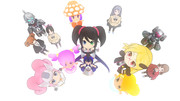 All MMD Animation Girls!