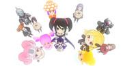 All MMD Animation Girls!