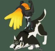 【MMD】主人と犬