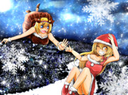 クリスマスマリアリ!!