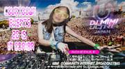 DJ MIMIイベントポスター