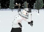 ホワイトクリスマスの夜