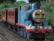 機関車おじさん