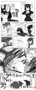 【あきつ丸漫画】提督直伝の紫電掌であります!