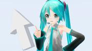 MMD マウスカーソル(矢印)公開