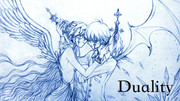 Duality〜線画Ver.〜