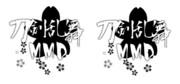 刀剣乱舞MMD用ロゴ