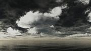 【MMDステージ配布】嵐の空 S2【スカイドーム】