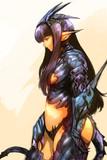 龍人族の娘