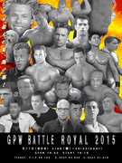 GPW BATTLE ROYAL 2015
