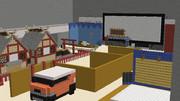 【Minecraft】ニコニコ超会議2015内部仮制作 【超会議2015再現物】