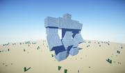 【Minecraft】小型歩行要塞 試作機【JointBlock】