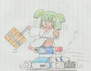 戦車だぜ!戦車!