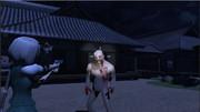【MMD】妖夢がゾンビをどっぱんどっぱんするゲームを作った(仮)