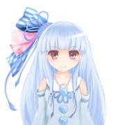 琴葉 葵ちゃん(動画等用_拡大ver)
