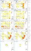 新次元ゲイム ネプテューヌⅤⅡ センムーの迷宮Ver3 地図/マップ