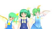 【東方MMD】大妖精's