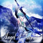ANGEL OF SALVATION【MMDレコードCDジャケットアート選手権】