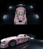 Project CARS きんモザ号