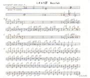シオカラ節BassTab譜