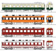 奈良電気鉄道デハボ1200形/近畿日本鉄道680系電車