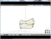【MMD】外付け食いしばりマウス(PMX版)  ボーン、明るさ調整材料モーフ追加