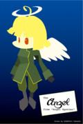 Angel Spotter の天使を描いてみた