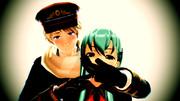 露西亜と鈴谷