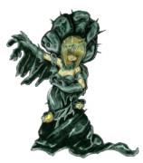 【ウルトラマン】グリーンモンス【擬人化】