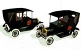 Ford Model T Town Car(エフェクトなし)