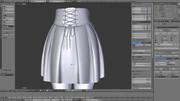 童貞を殺せそうなスカート