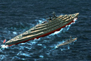 長門型超戦艦