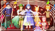 【MMD-PVF3】Music Wizard of OZ