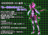 VOICERIDER-03 仮面ライダー結月!