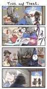 【はくれいさんの】悪戯【悠々遊歩#35 】