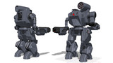 BattleTech Thor/Summoner MMDデフォルト表示