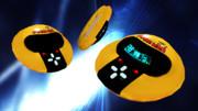 MMD パックマンLSIゲーム機モデル作ったヨ。ヽ(・д・)ノ
