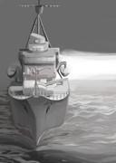 駆逐艦の戦い