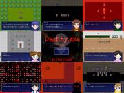自作ホラーゲーム第2弾:Destiny.exe制作中!(Ver.2)