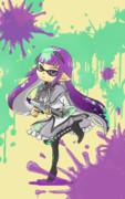 魔法少女スプラ☆ほむら