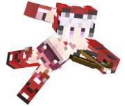 【Minecraft】TRUST HEART 全体図【戦姫絶唱シンフォギアGX】